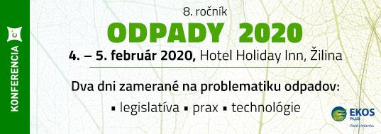 ODPADY 2020