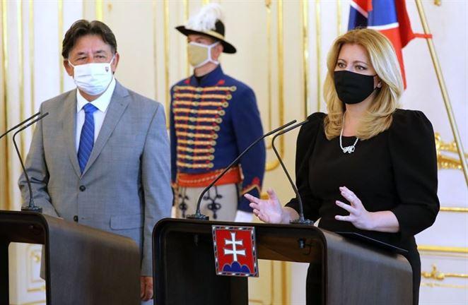 Čaputová: Na Slovensku je viac ako 2 000 envirozáťaží, musíme ich odstraňovať rýchlejšie