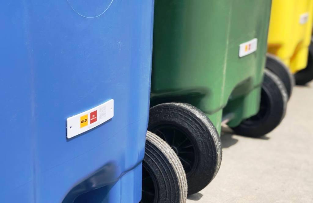 OLO začína v Bratislave digitalizovať zberné nádoby na odpad