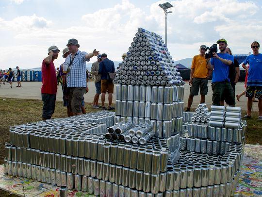 Recyklácia hliníkových plechoviek na Slovensku je solídna
