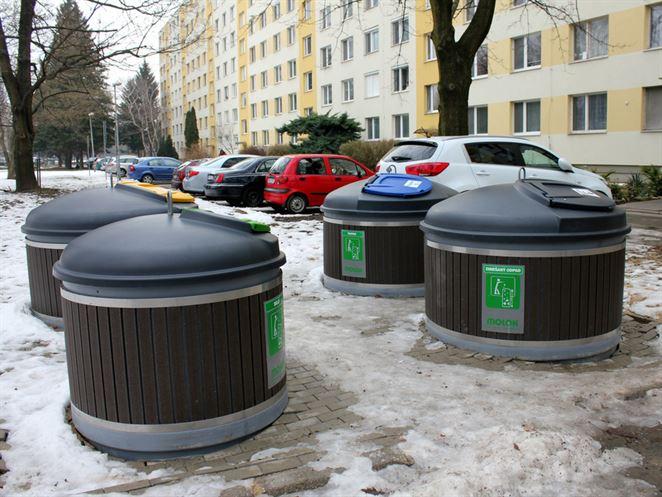 Polopodzemné kontajnery plánujú inštalovať aj v Piešťanoch