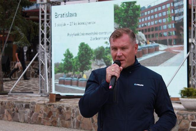Roman Malček: Chceme rozvíjať to, včom sme najlepší
