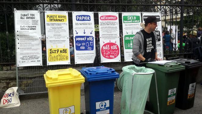 Fotoreportáž: Zero waste na Dobrom trhu