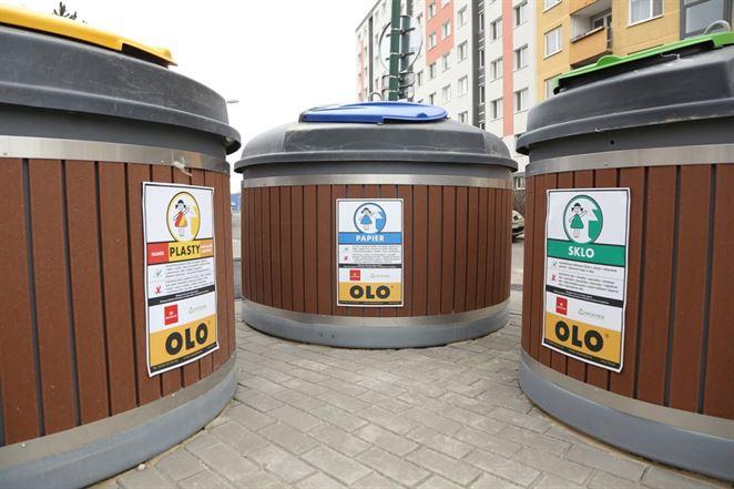 O príspevok na polopodzemné kontajnery v Bratislave bude možné žiadať dlhšie
