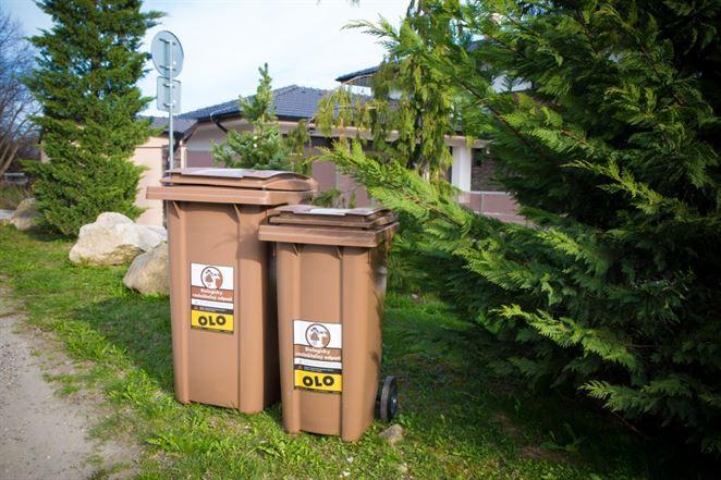 bioodpad, Bratislava