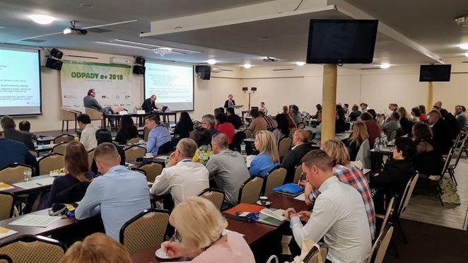 Pozvánka na konferenciu: ODPADY e+ 2019