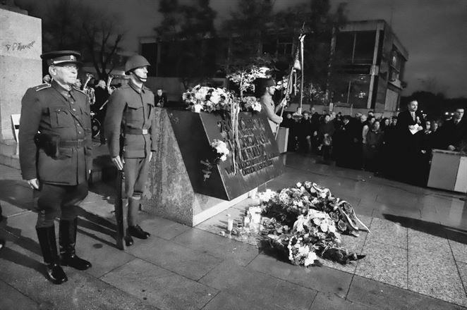 Zhromaždenie k 100. výročiu vzniku Československa (+ foto)