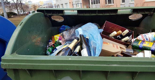 NATUR-PACK rieši aktuálne sťažnosti na preplnené kontajnery v Košiciach