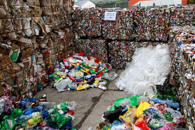 príprava na recykláciu