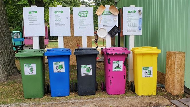 Ako na pálčivé problémy s odpadom?