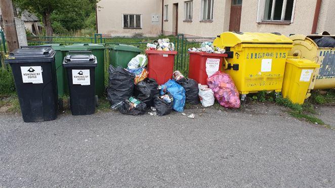 Množstvo obalov a neobalových výrobkov v zmesovom komunálnom odpade klesá