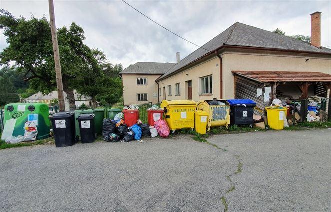 ZMOS požaduje čo najrýchlejšie vyriešenie problému s odpadmi