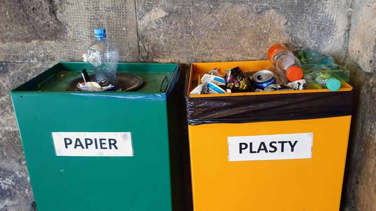 Stanovisko ZOVP. Vítame snahu MŽP o zlepšenie separácie odpadu