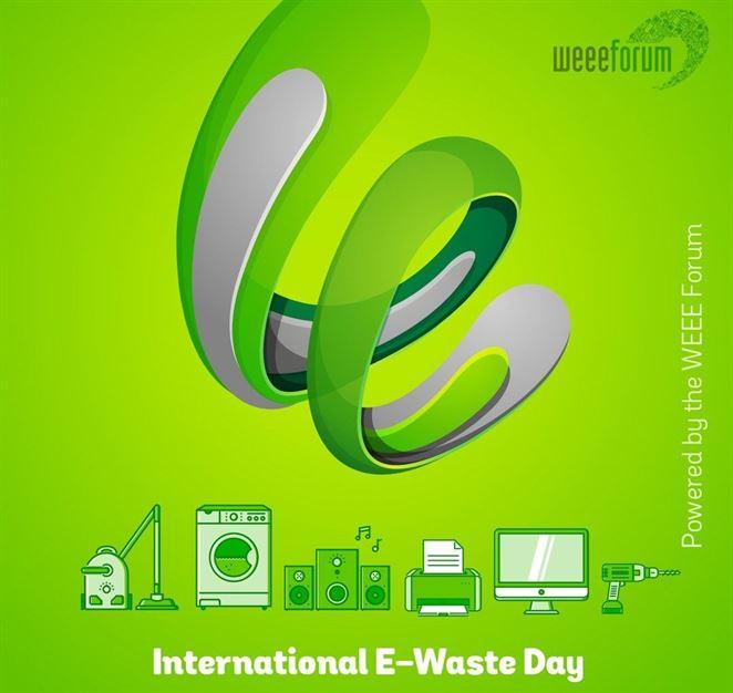Medzinárodný deň elektroodpadu pomáha v boji za podporu a zvýšenie recyklácie