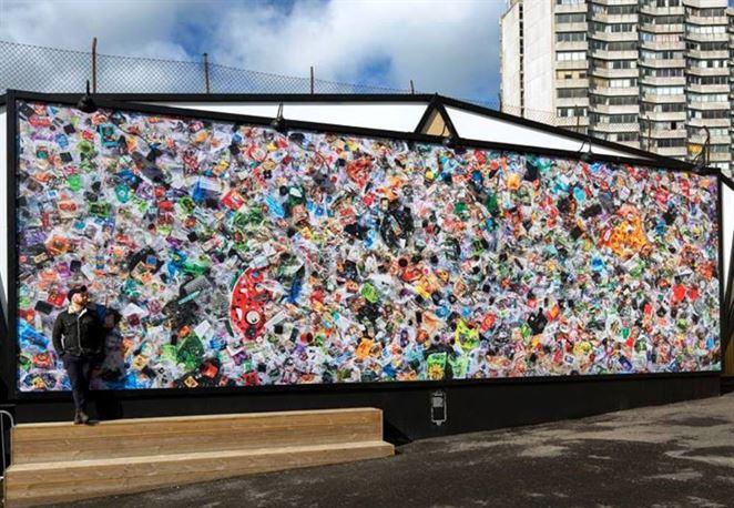 Celý rok nevyhadzoval plasty. Nazbieral takmer 4490 položiek