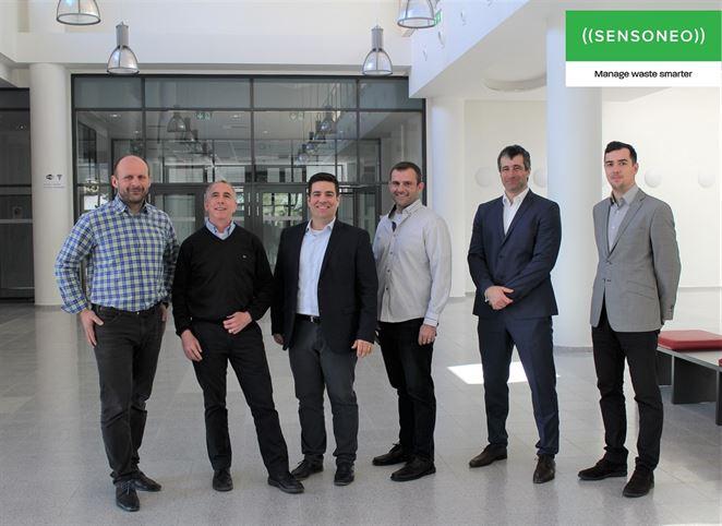 Slovenské Sensoneo získalo ďalšiu miliónovú investíciu