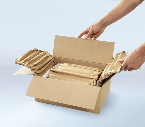 WrapPak je termoizolačný materiál, ktorý udrží potraviny čerstvé pri preprave