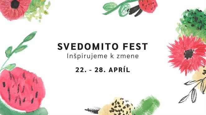 Pozvánka na festival: Svedomito Fest