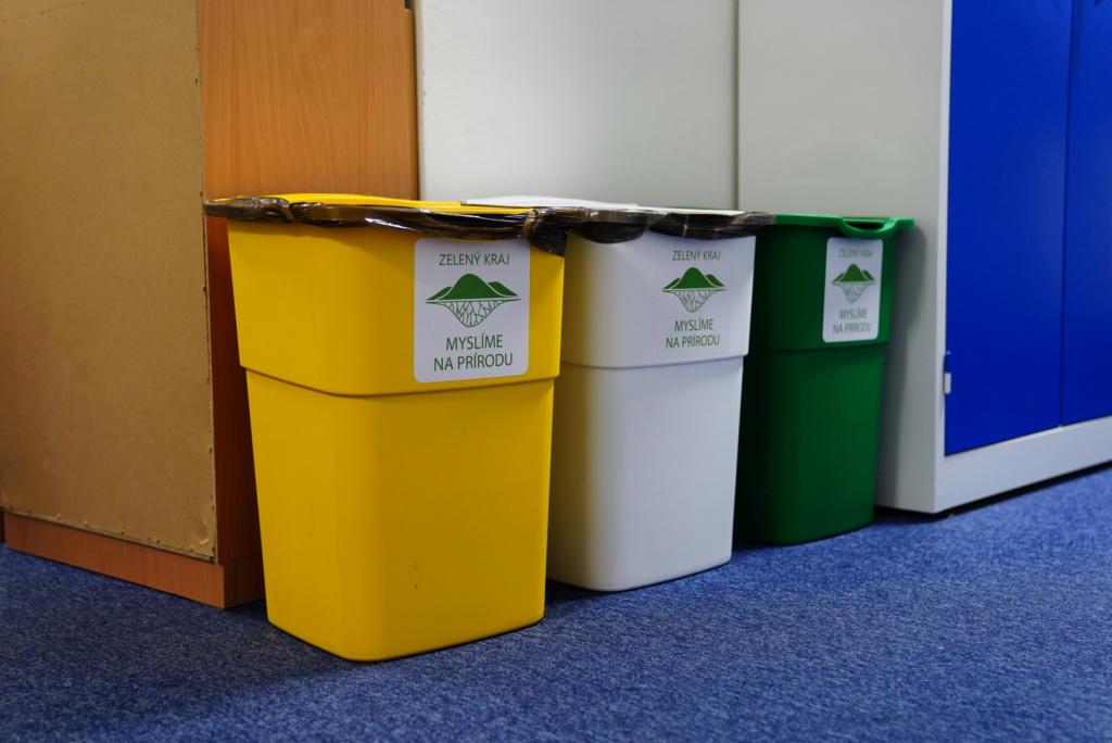 Trnavská župa chce uplatňovať politiku života bez plastového odpadu