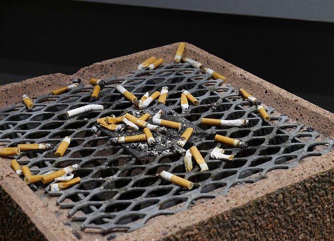 V Prievidzi vyriešili problém s cigaretovými ohorkami