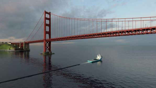 V Tichom oceáne onedlho spustia systém na likvidáciu plastového odpadu