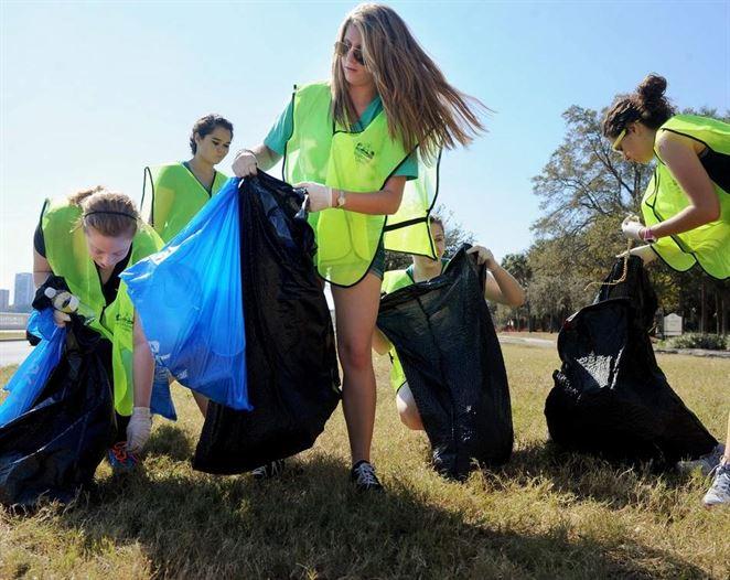 Blíži sa 15. september - svetový deň upratovania odpadkov