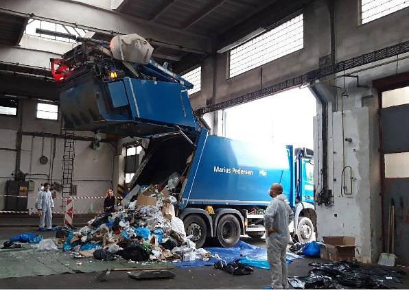 Ako triedia odpad firmy v Trenčíne? Analýza sa pozrela na obsah čiernych nádob