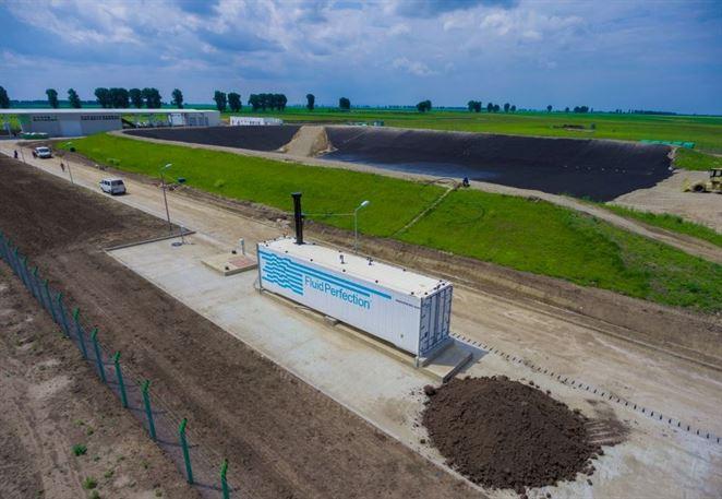 Nemecké riešenie pre nakladanie s priesakovou vodou