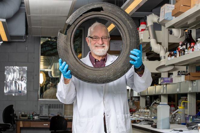 V Kanade vynašli spôsob, ako ľahšie recyklovať pneumatiky
