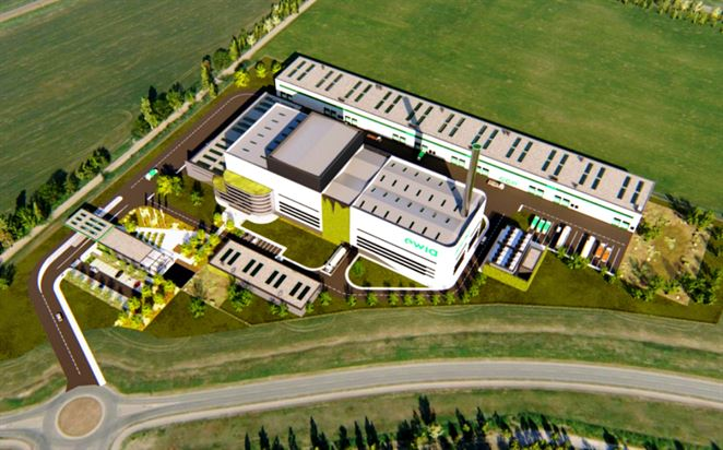 Nové zariadenie pri Trnave má spracovávať 230 000 ton odpadu ročne