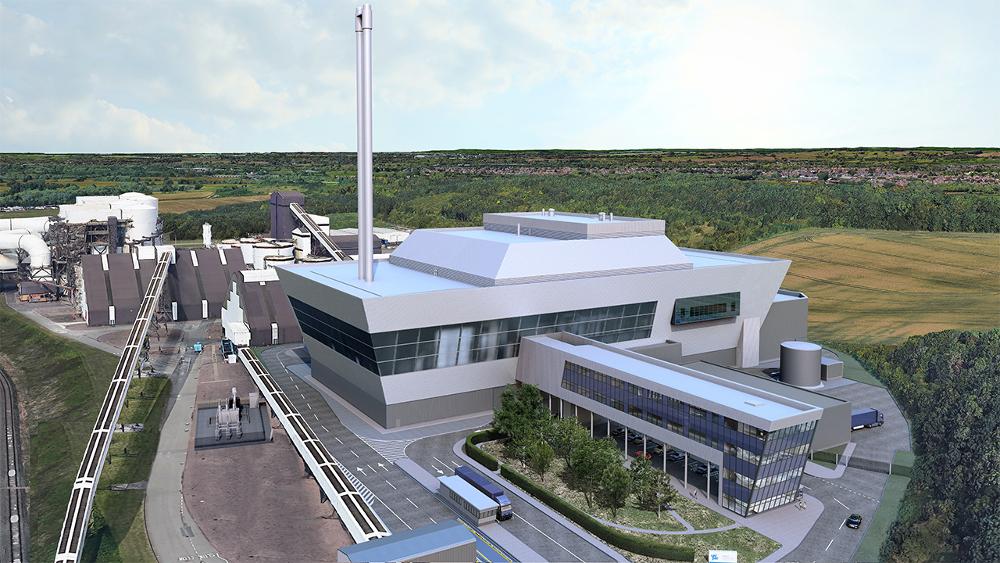 Veľká energetická spoločnosť sa púšťa do výstavby ZEVO zariadenia