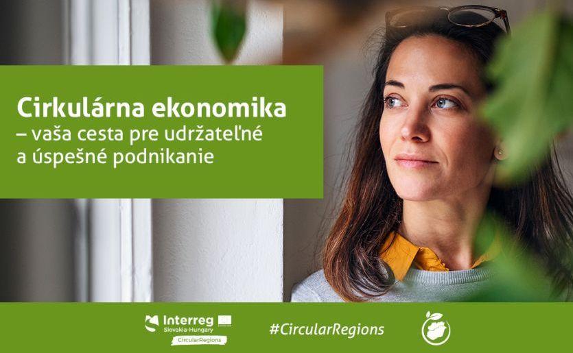 Cirkulárna ekonomika sa približuje k podnikom v prihraničných regiónoch Slovenska a Maďarska