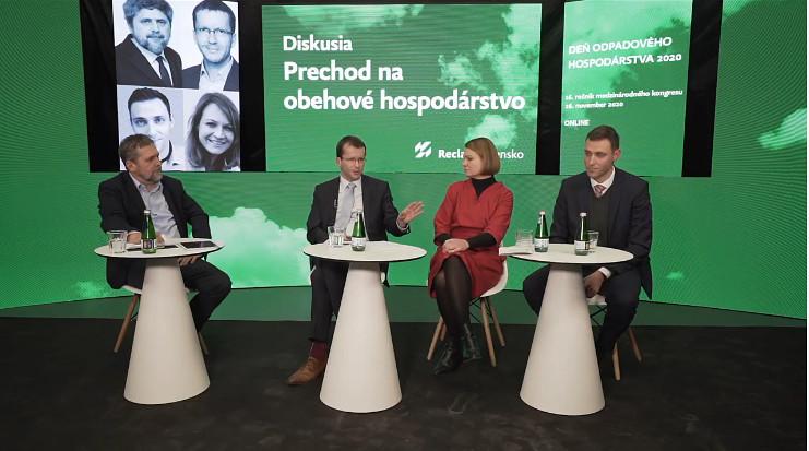 Radovan Kazda: Dotrieďovacie linky a zber bioodpadu sú dve protichodné riešenia