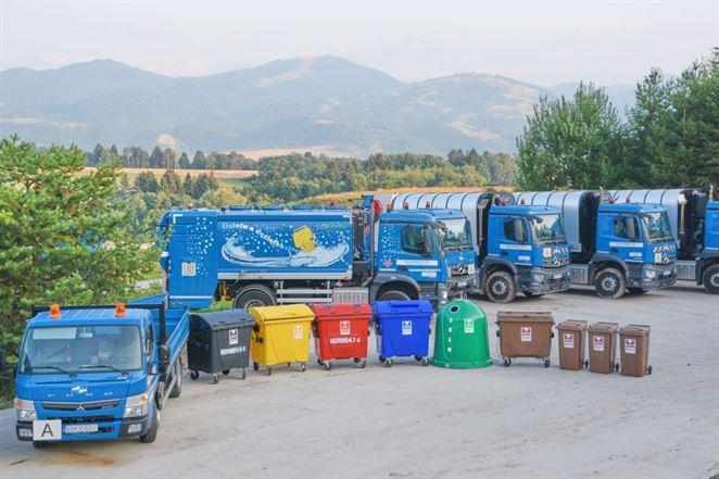 Veľké zmeny v Banskej Bystrici, zber odpadu po novom