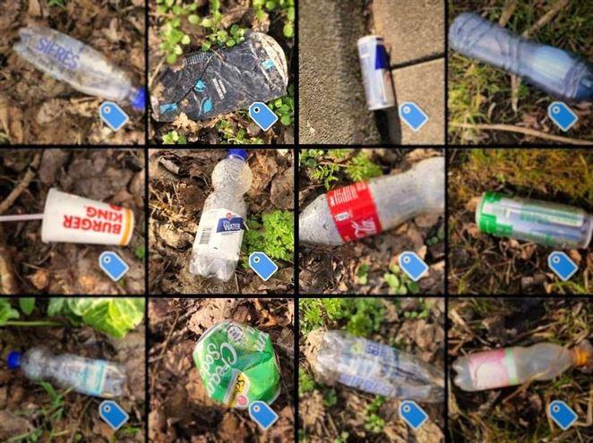 Litterati - digitálna skládka odpadu vo svete