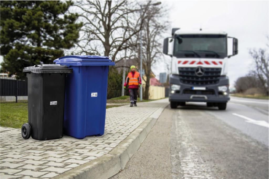 Aj odpady môžu byť smart. Monitorovaný zber je efektívnejší