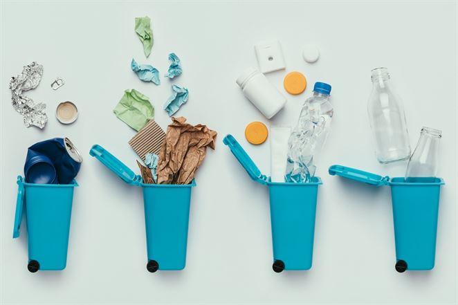 Aký je recyklačný potenciál v Európe?