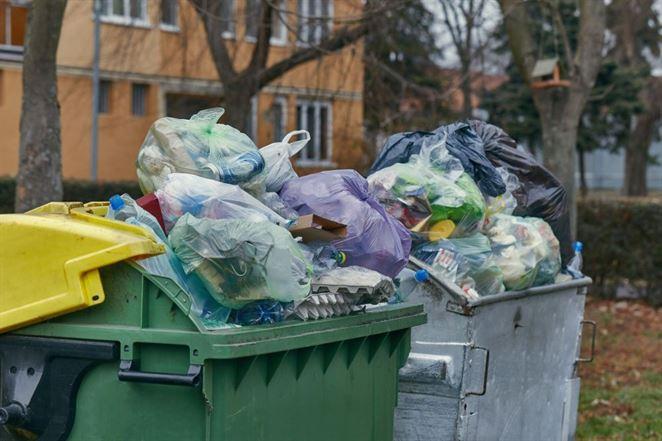 Nitra a Trnava držia nelichotivý rekord. Ročne vytvárajú vyše 600 kg odpadu na hlavu