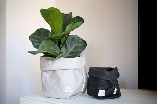 Originálne výrobky z ekologického prateľného papiera skrášlia váš domov