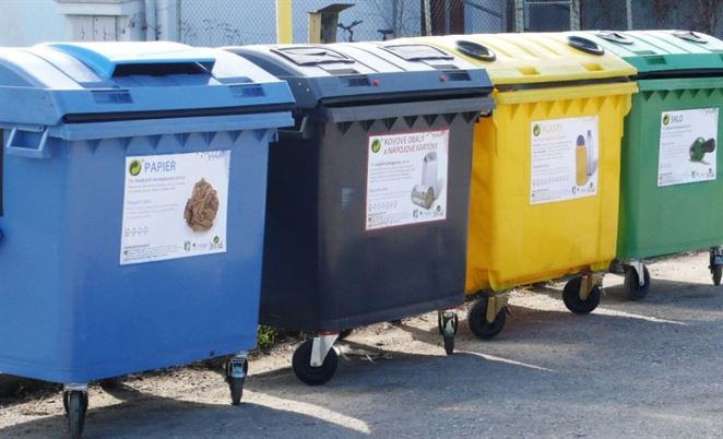 separácia odpadu
