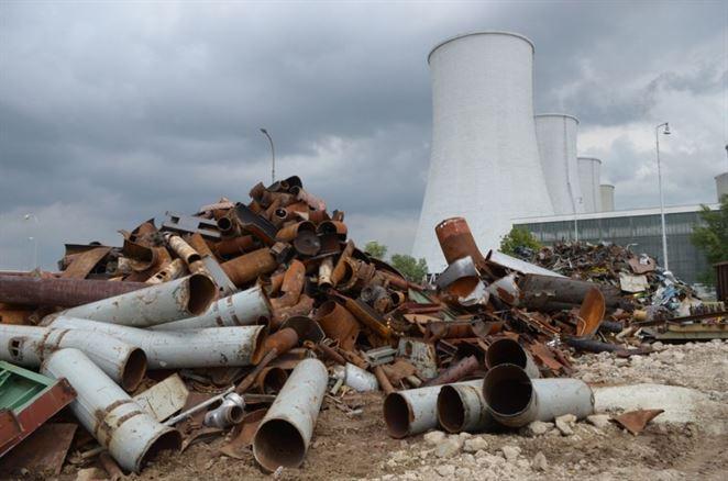 JAVYS zhodnotila viac ako 1 631 ton druhotných surovín z vyraďovaného materiálu