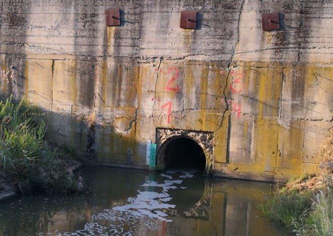 Inšpektori prešetrujú ďalší únik odpadových vôd z areálu Chemko Strážske