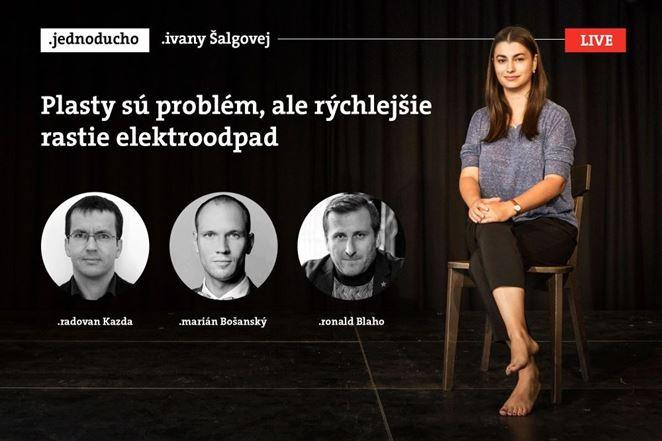 Odborníci diskutovali o elektroodpade (+video)