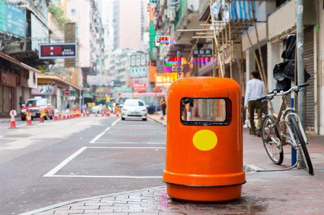 Čína údajne zakázala dovoz niektorých recyklovateľných odpadov