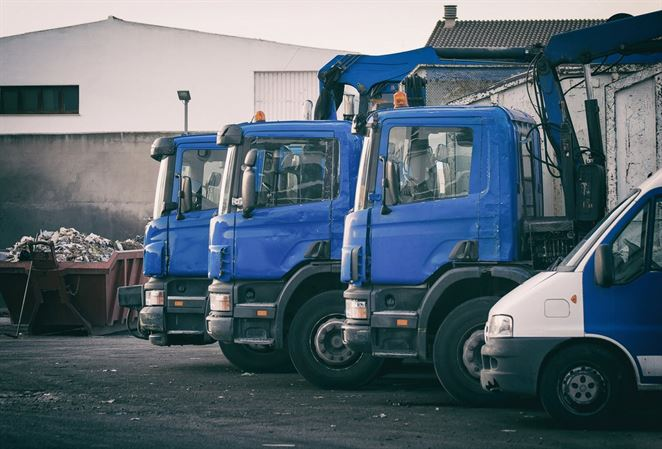 vozidlo na komunálny odpad