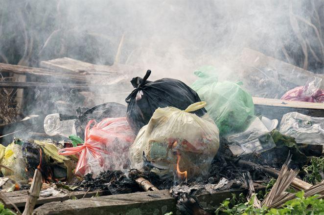 V rozvojových krajinách predstavuje odpad mnohé zdravotné riziká