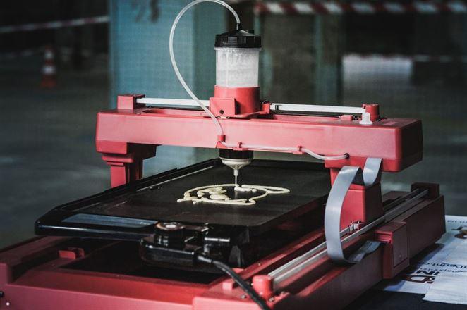 3D tlač mení potravinový odpad opäť na konzumovateľné jedlo