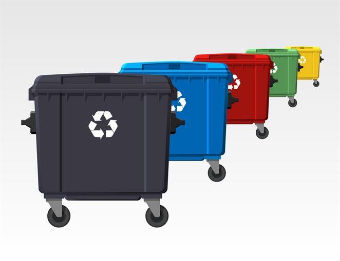 Triedený zber odpadov na Slovensku rastie
