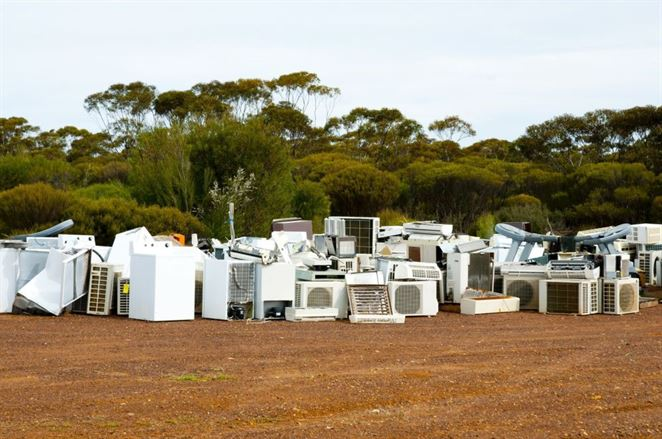Ktoré elektrické prístroje sú odpadom?