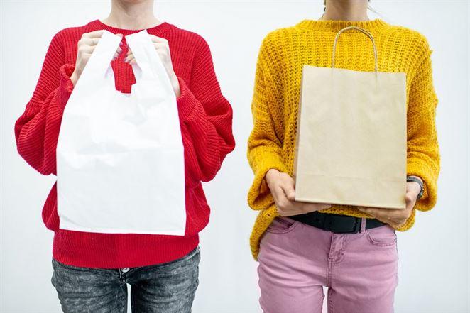 Ktorá taška je ekologická? Bavlnená ani papierová to nie je